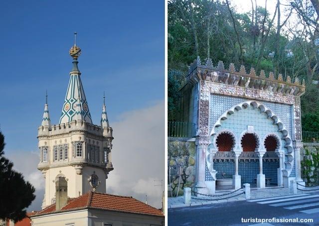 dicas Sintra - Como chegar e o que visitar em Sintra