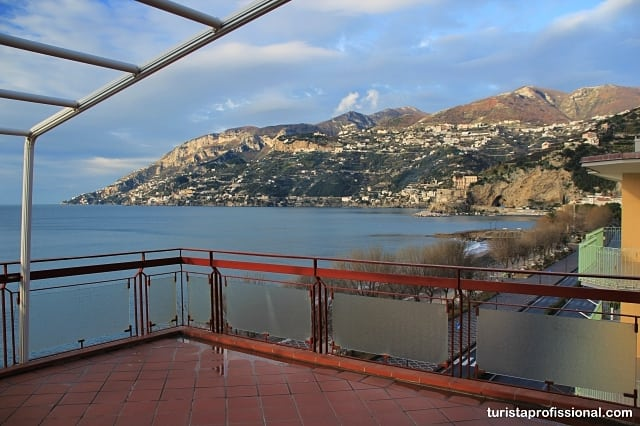 dicas da costa amalfitana - Dica de hospedagem na Costa Amalfitana