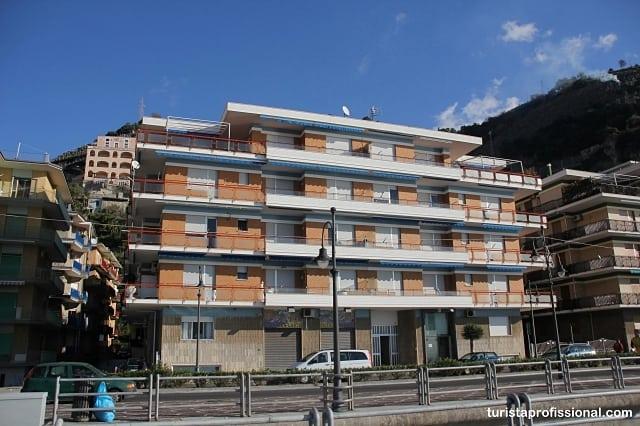 hospedagem na costa amalfitana - Dica de hospedagem na Costa Amalfitana