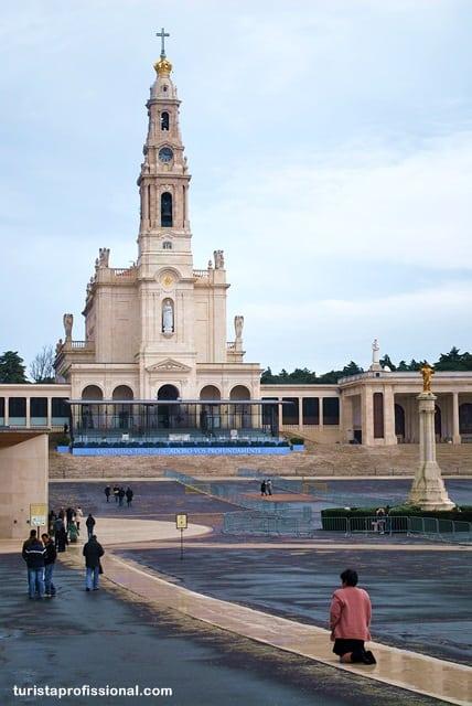 o que ver em Portugal - Olhares | Fátima, local de peregrinação e devoção