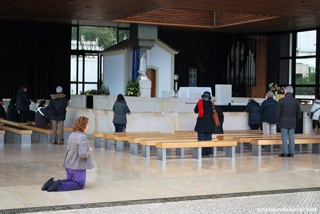 roteiro do turista profissional - Olhares | Fátima, local de peregrinação e devoção