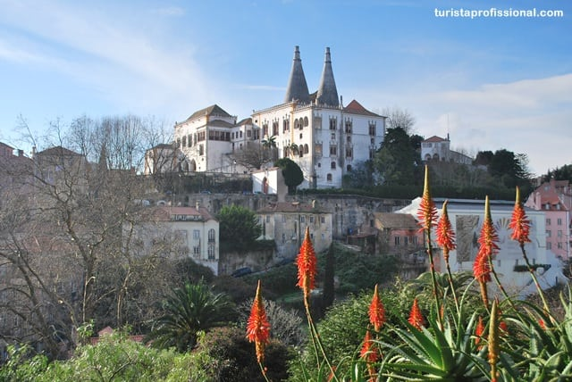roteiro1 - Como chegar e o que visitar em Sintra