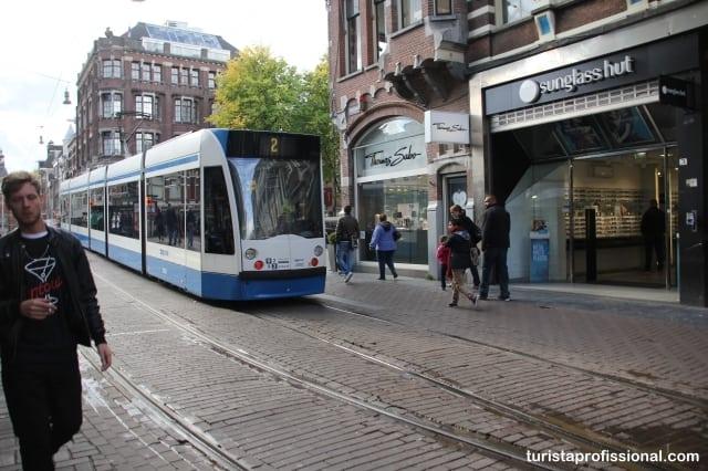 transporte em amsterdam