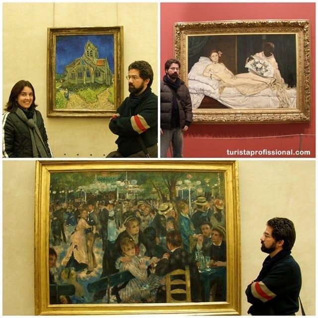 atrações turísticas de Paris: D'Orsay