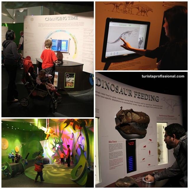 atrações turísticas1 - Seguindo os dinossauros do Canadá - Royal Tyrrel Museum