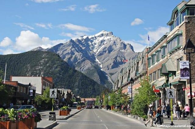 como chegar em banff - Parque Nacional de Banff: quando ir?