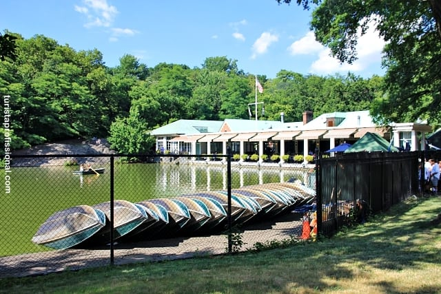 dicas de Nova York - The Loeb Boathouse Central Park