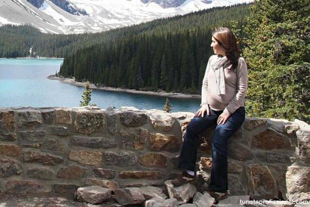 dicas do canadá1 - Look de viagem: Moraine Lake no verão, Canadá
