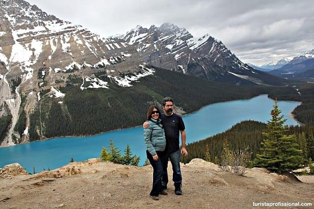 peyto lake - Nossa babymoon: Flórida, Canadá e, de brinde, Minneapolis
