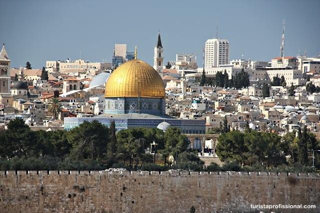 viagem religiosa - Jerusalém
