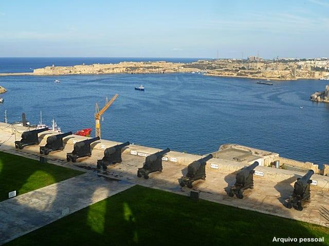 Valletta Water Front - 10 dicas de Malta para quem vai pela primeira vez