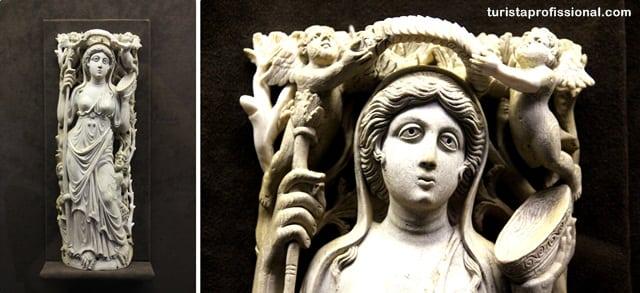 atrações turísticas - Musée de Cluny: uma viagem à época medieval em plena Paris