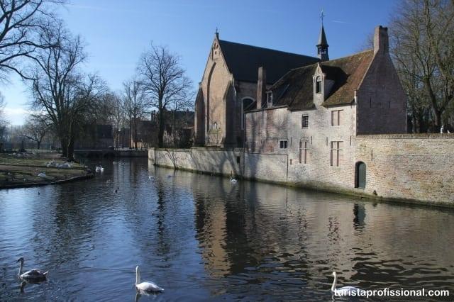 como chegar em bruges - Roteiro de 1 dia em Bruges: como chegar e o que visitar