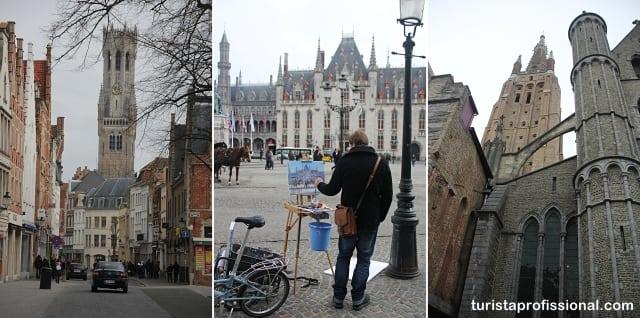 dicas da bélgica1 - Roteiro de 1 dia em Bruges: como chegar e o que visitar