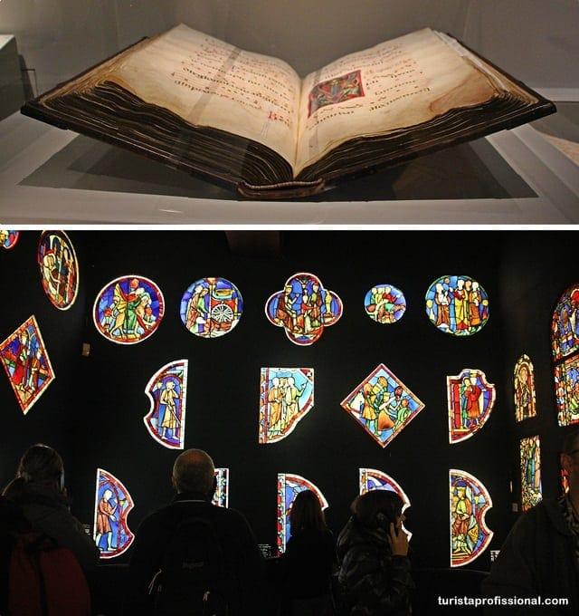 dicas de Paris - Musée de Cluny: uma viagem à época medieval em plena Paris