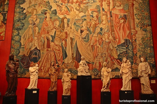 dicas - Musée de Cluny: uma viagem à época medieval em plena Paris