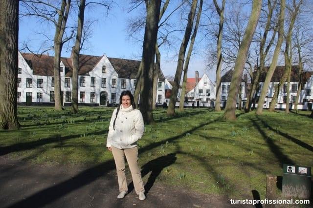 jardim das beguinas - Roteiro de 1 dia em Bruges: como chegar e o que visitar
