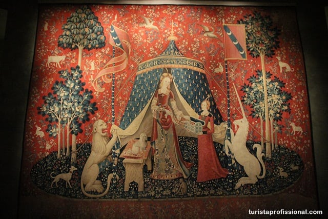 o que fazer - Musée de Cluny: uma viagem à época medieval em plena Paris