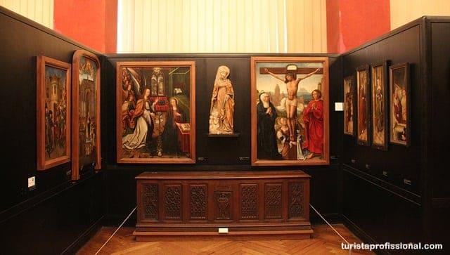 o que ver - Musée de Cluny: uma viagem à época medieval em plena Paris