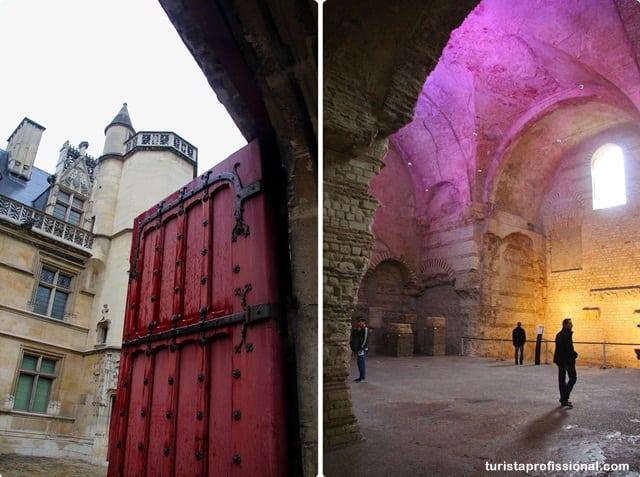 roteiro em Paris - Musée de Cluny: uma viagem à época medieval em plena Paris
