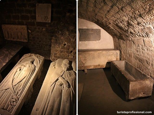 roteiro - Musée de Cluny: uma viagem à época medieval em plena Paris