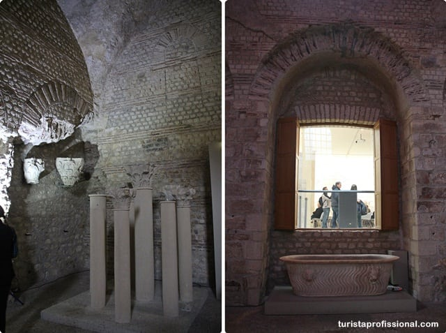 turista profissional - Musée de Cluny: uma viagem à época medieval em plena Paris