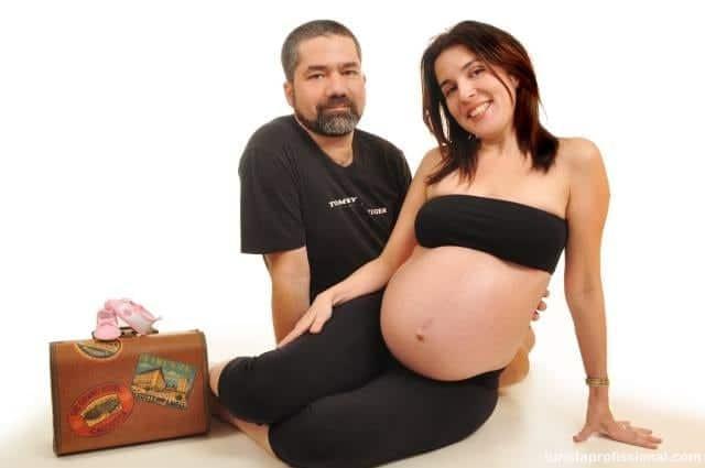 viagem com bebê