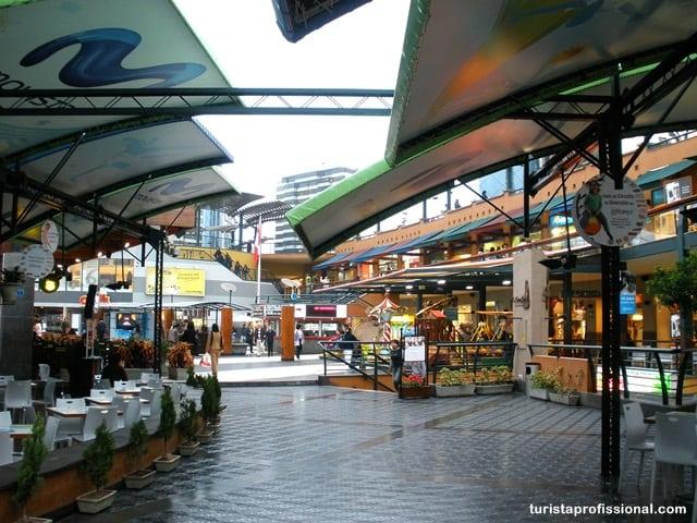 Shopping Lacomar Lima - Shopping Larcomar em Lima, Peru