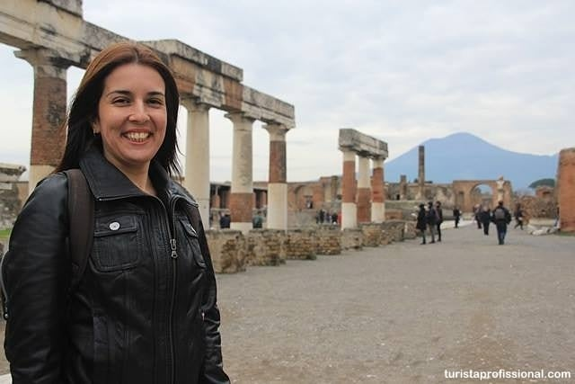 como chegar em pompeia