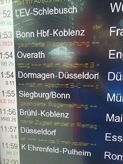 como chegar na alemanha - Viagem de trem na Alemanha: todas as dicas passo a passo