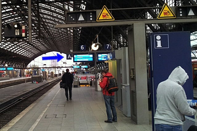 dicas da alemanha1 - Viagem de trem na Alemanha: todas as dicas passo a passo