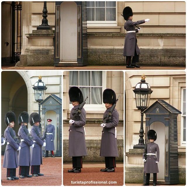 dicas de Londres - Como assistir à Troca da Guarda do Palácio de Buckingham, Londres