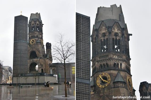 igreja quebrada