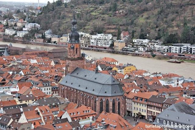 dicas de viagem para Heidelberg