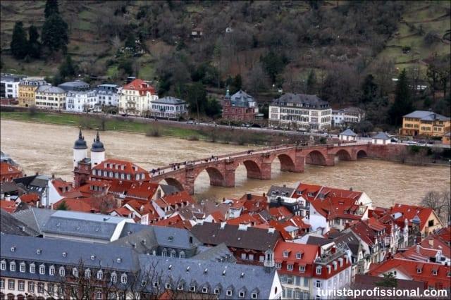 o que visitar em heidelberg - Roteiro de 1 dia em Heidelberg: como chegar e o que fazer