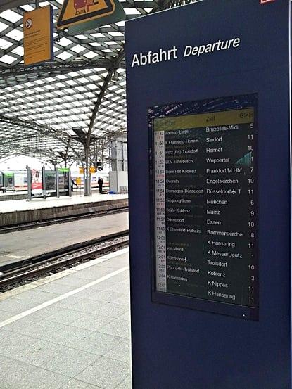 roteiro alemnha - Viagem de trem na Alemanha: todas as dicas passo a passo