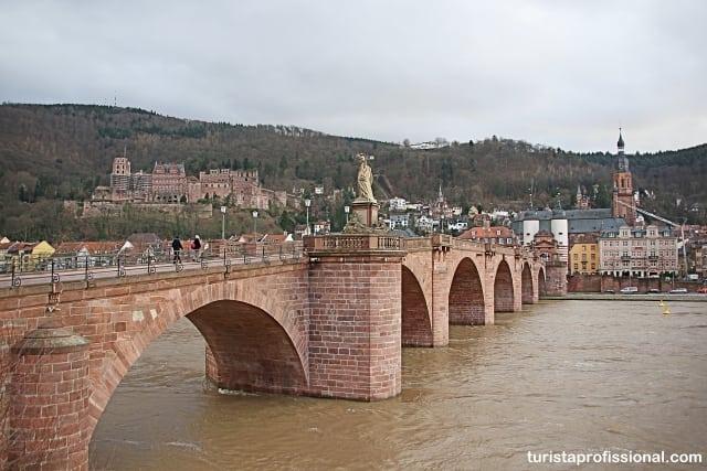 roteiro de 1 dia em heidelberg - Roteiro de 1 dia em Heidelberg: como chegar e o que fazer