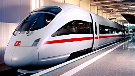 trem alemanha - Viagem de trem na Alemanha: todas as dicas passo a passo