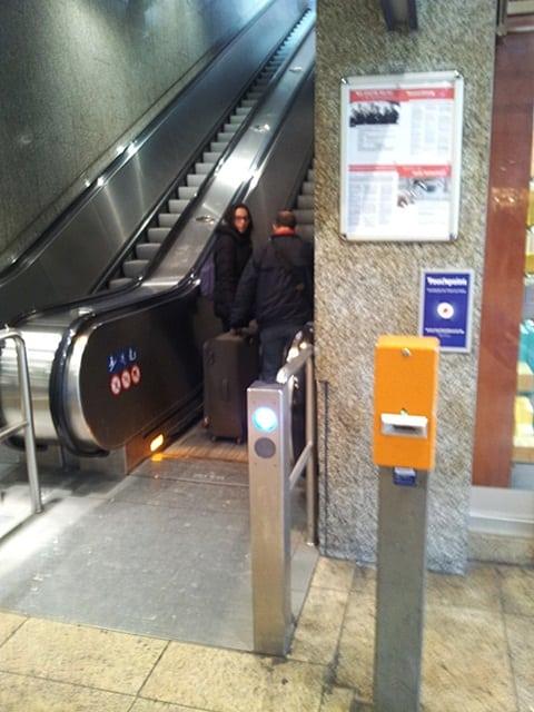 validar passagem - Viagem de trem na Alemanha: todas as dicas passo a passo