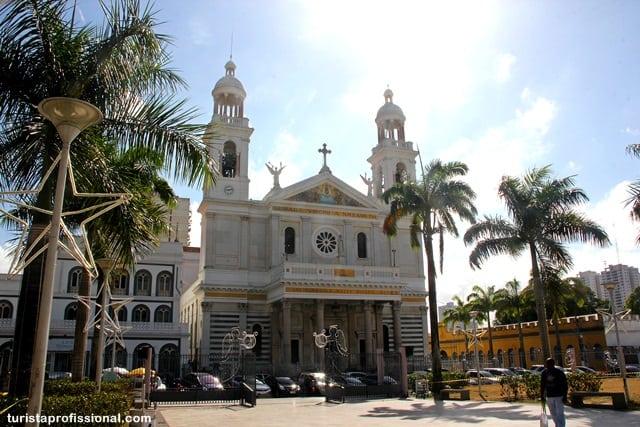 Basílica de Nazaré Belém - Basílica de Nossa Senhora de Nazaré, Belém do Pará