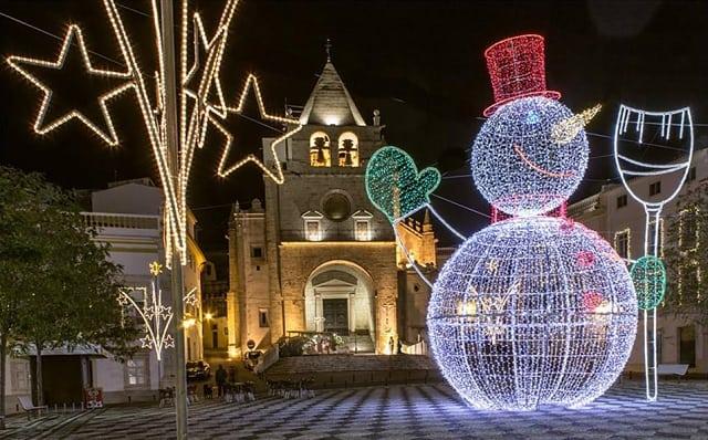 Natal em Elvas Portugal
