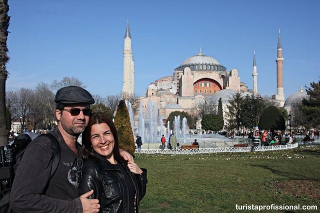 istambul - Roteiro de um dia em Istambul