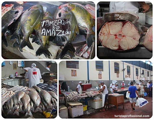 o que ver em Belém - Mercado Ver-o-Peso, Belém do Pará