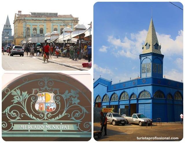 o que visitar em Belém - Mercado Ver-o-Peso, Belém do Pará