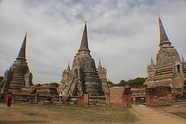 o que visitar na tailândia