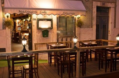 restaurantes vegetarianos em lisboa Madragoa cafe