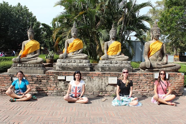 roteiro tailândia: Ayutthaya