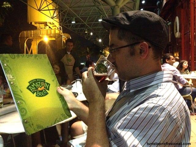 turista profissional1 - Estação das Docas em Belém do Pará e cerveja artesanal