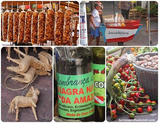 ver o peso - Mercado Ver-o-Peso, Belém do Pará