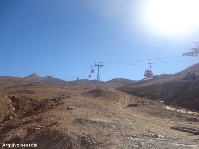 Chile Valle Nevado